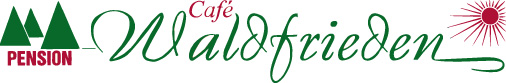 Café Pension Waldfrieden Bad Peterstal Logo